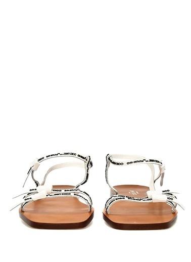 Jimmy Choo Sandalet Beyaz
